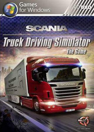 Scania Truck Driving Simulator - The Game