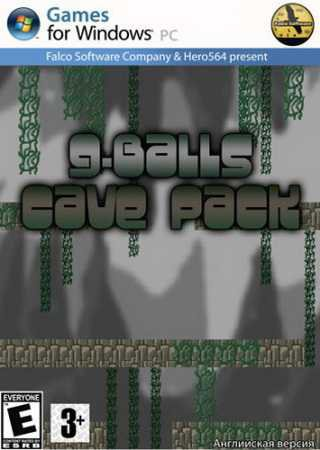 G-Balls Cave Pack