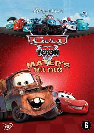 Cars Toon Mater Tall Tales