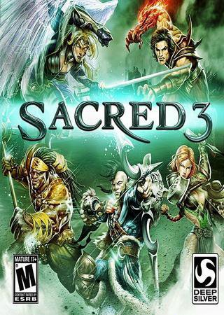 Sacred 3: The Gold Edition