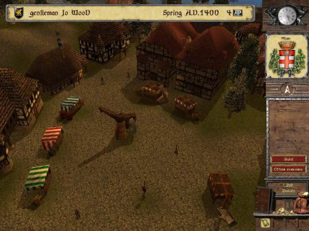 Европа 1400 - Гильдия Gold