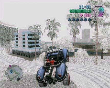 Grand Theft Auto: Vice City NEW Year