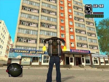 Grand Theft Auto: San Andreas - Криминальная Россия