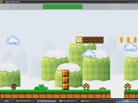 Super Mario Bros 2011 INFINITY