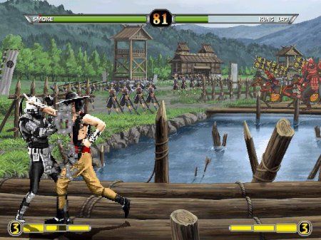 M.U.G.E.N Mortal Kombat Ultimate HD