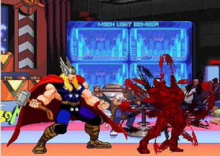 Marvel Vs. Capcom 3 - Last Rise of Heroes