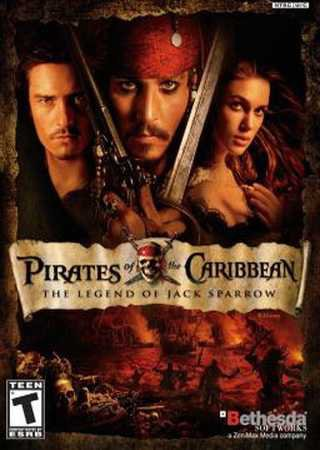 Pirates of the Carribean. The Legend of Jack Sparrow