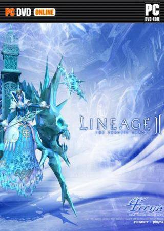 Lineage 2 The Chaotic Throne: Freya