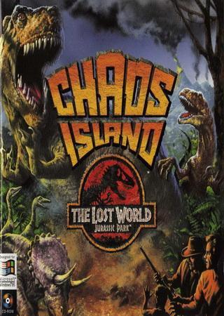 Chaos Island - The lost World Jurassic park