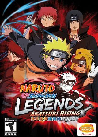 Naruto Shippuuden: Legends: Akatsuki Rising