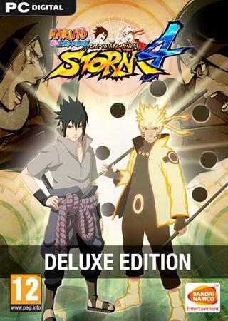 Naruto Shippuden Ultimate Ninja 4