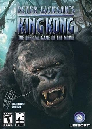 Peter Jackson's, King Kong - The Official Game of the Movie