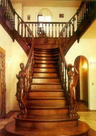 Симулятор падения с лестницы