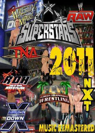 Wrestling MPire 2011 Superstars - Invasion of NXT