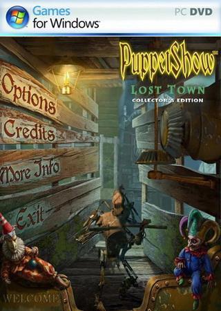 PuppetShow: Затерянный город. Коллекционное Издание