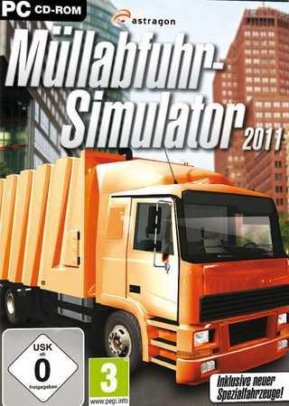 Mullabfuhr Simulator 2011