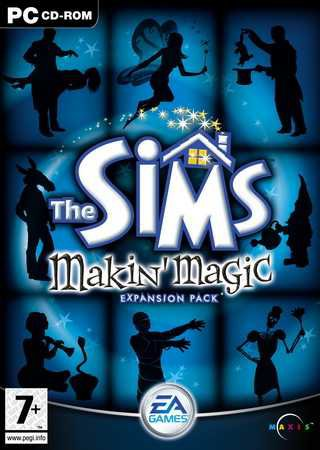 The Sims: Makin' Magic + all addons