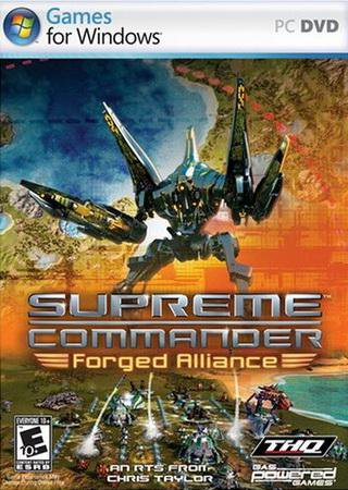 Supreme Commander - Forged Alliance