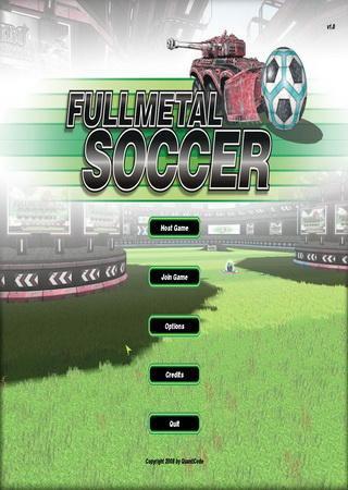 Fullmetal Soccer