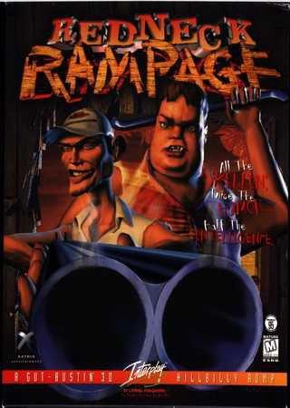 Redneck Rampage (Антология)
