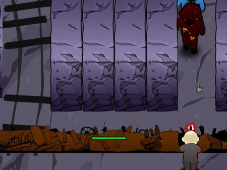 Underground Zombie
