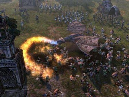 Властелин колец - Битва за Средиземье 2: Сила Зла
