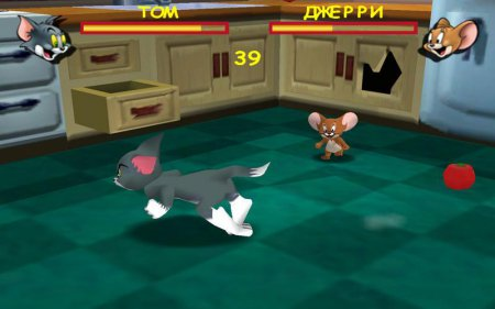 Tom & Jerry: Fists of Fury