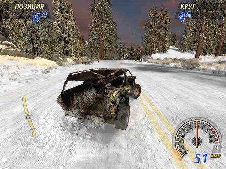 FlatOut 2: Winter Pursuit