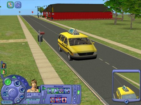 The Sims 2. Горящее лето 2011