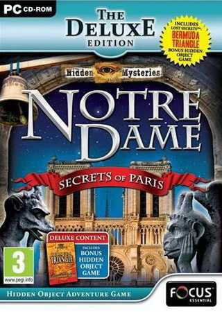 Hidden Mysteries: Notre Dame Secrets of Paris