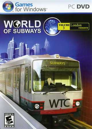World of Subways Vol. 3: London Underground