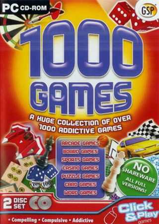 1000 Games Collection