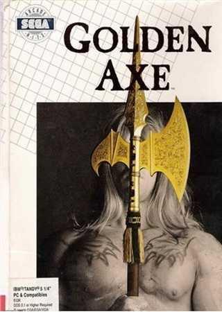 Антология Golden Axe