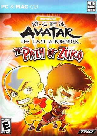 Avatar: The Last Airbender - The Path of Zuko