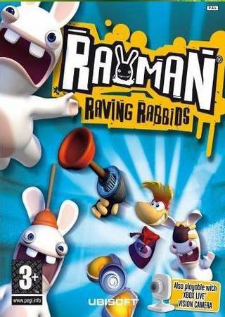 Rayman. Бешеные кролики