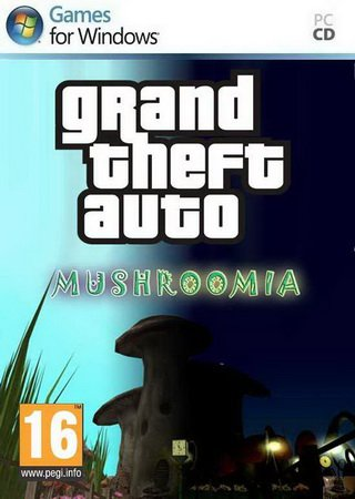 Grand Theft Auto: Mushroomia
