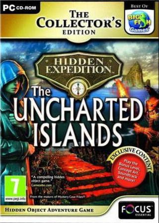 Секретная экспедиция: Неизведанные острова. Коллекционное издание