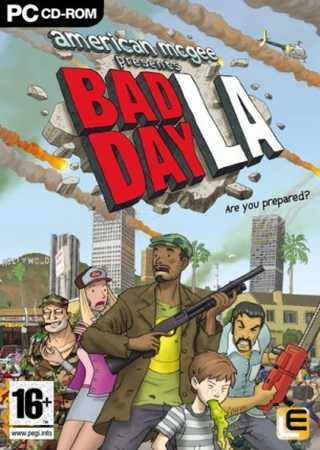 American McGee Bad Day L.A.