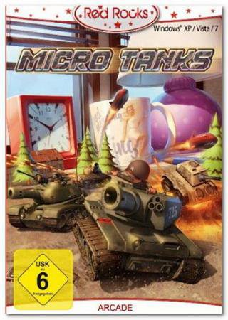 Red Rocks - Micro Tanks