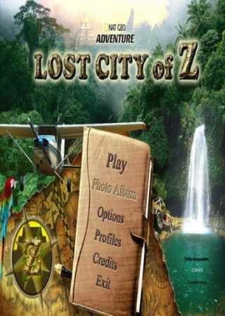 ZLost City of Z