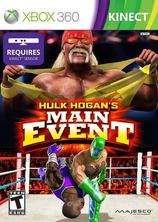 Kinect Hulk Hogan Main Event