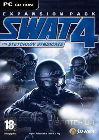 SWAT 4 + The Stetchkov Syndicate