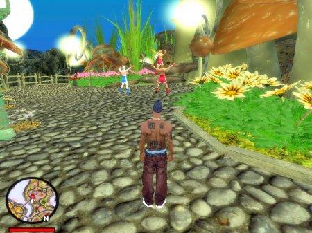 Grand Theft Auto: Mushroomia