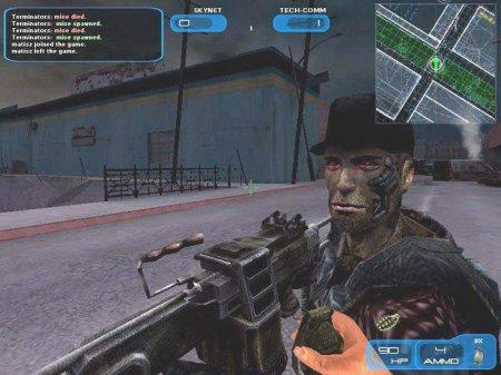 Terminator 3. War Of The Machines