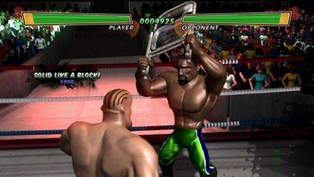 Kinect Hulk Hogan Main Event