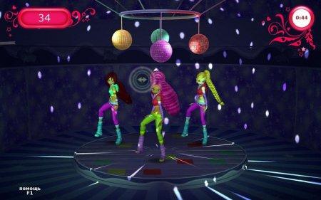 Winx club Волшебные танцы
