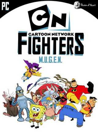 Cartoon Fighters M.U.G.E.N.