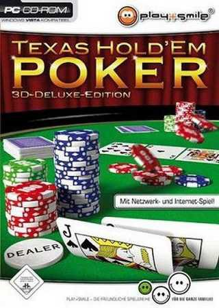 Texas Hold'em Poker 3D Deluxe Edition
