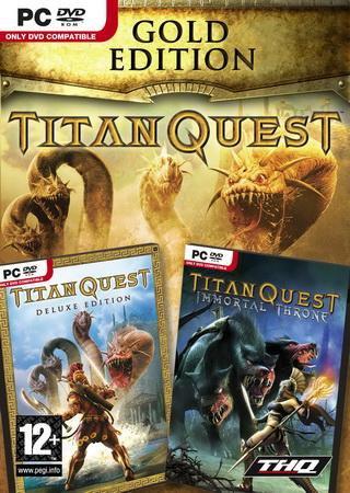 Titan Quest. Золотое издание