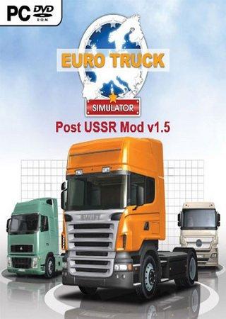 Euro Truck Simulator - Post USSR Mod